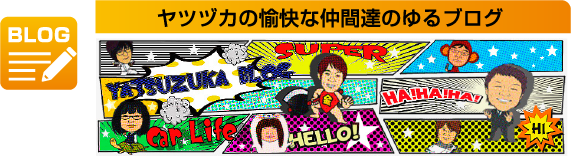 ヤツヅカの愉快な仲間達のゆるブログ